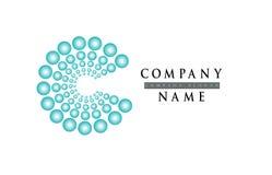 Logotype stock illustratie