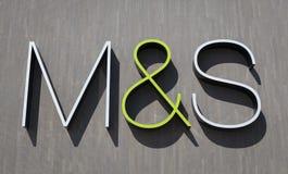 Logotype di Spencer e dei segni Immagine Stock Libera da Diritti