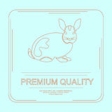 263 Logotype of premium quality Royalty Free Stock Images
