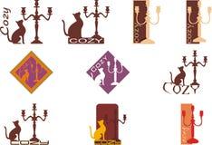 Logotypes Fotografia Stock
