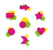 Logotypes Immagine Stock Libera da Diritti