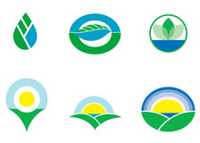 logotypy Zdjęcia Stock