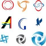 Logowie Fotografia Stock