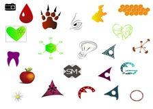 logowie Obrazy Royalty Free