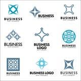 Logowie dla biznesu Obraz Stock