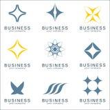 Logowie dla biznesu Zdjęcia Royalty Free
