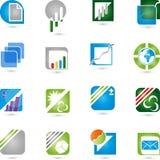 Logowie Inkasowi Obrazy Stock