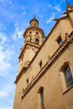 Logrono Cathedral of Santa Maria la Redonda Stock Photography