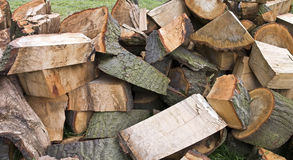 Logs Royalty Free Stock Image