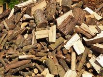 logs Fotografie Stock Libere da Diritti