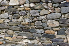 Logs de pedra para o fundo Imagens de Stock