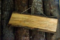 Logs naturais para o fundo Foto de Stock