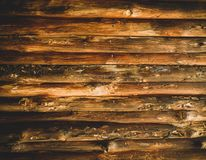 Small old logs background for ideas royalty free stock photos