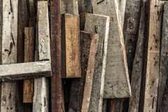 Logs of wood Royalty Free Stock Photography