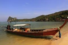 Loh-Dalum Bay, Island Phi Phi,  Thailand Stock Photos