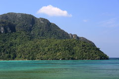 Loh-Dalum Bay, Island Phi Phi,  Thailand Stock Images