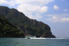 Loh-Dalum Bay, Island Phi Phi,  Thailand Stock Image