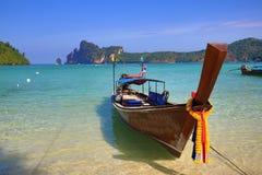 Loh Dalum Bay, Phi Phi, Thailand Stock Photography