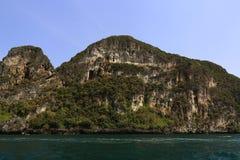 Loh-Dalum Bay, Phi Phi,  Thailand Stock Photos