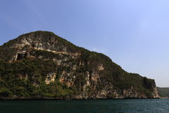 Loh-Dalum Bay, Phi Phi,  Thailand Royalty Free Stock Photos