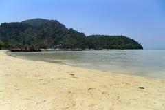 Loh Dalum beach, Phi-Phi Don island Royalty Free Stock Photography