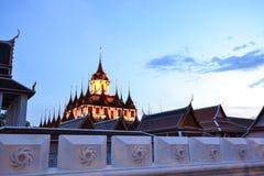 Loha Prasat (металлический замок) Стоковая Фотография