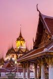 Loha Prasat Bangkok Stock Photos