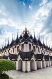 Loha Prasat (den skamlösa slotten) Arkivfoto