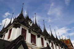 Loha Prasat el palacio del metal Fotografía de archivo