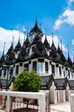 Loha Prasat, il palazzo del metallo Immagini Stock Libere da Diritti