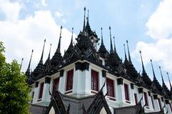 Loha Prasat, il palazzo del metallo Immagine Stock