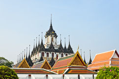 Loha Prasat (Metal Castle) Stock Photography
