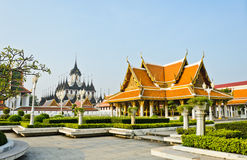 Loha Prasat (Metal Castle) Royalty Free Stock Images