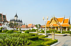 Loha Prasat (Metal Castle) Stock Photo