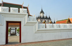 Loha Prasat (Metal Castle) Royalty Free Stock Image