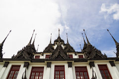 Loha Prasat the Metal Palace Royalty Free Stock Photography
