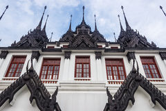Loha Prasat Tempel Stockfoto