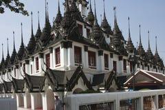 Loha Prasat, Wat Ratchanadda Stock Image