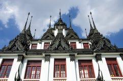 Loha Prasat (Wat Ratchanaddaram), Tailandia Fotografía de archivo libre de regalías