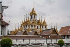 Loha Prasat Wat Ratchanatdaram Bangkok Thailand Royalty Free Stock Image