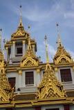 Loha Prasat Wat Ratchanatdaram Bangkok Thailand Stock Photo