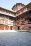 Lohan Chowk, Kathmandu Durbar Square, Nepal Royalty Free Stock Photography