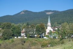 Lohberg,Bavaria,Germany Royalty Free Stock Photography