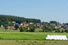 Lohe, Beieren, Garmany Royalty-vrije Stock Foto's