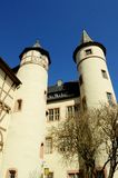 Lohr a. Main (Germany) - Castle of Spessart Stock Photography