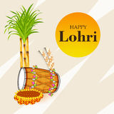 Lohri Foto de Stock Royalty Free