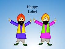 Lohri background Royalty Free Stock Photos