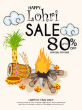 Lohri Royalty Free Stock Images