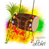Lohri Stock Image