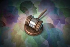 Loi de sécurité sociale illustration libre de droits